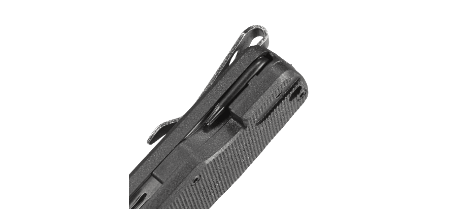 JOURNEYER™ WITH VEFF FLAT TOP SERRATIONS®
