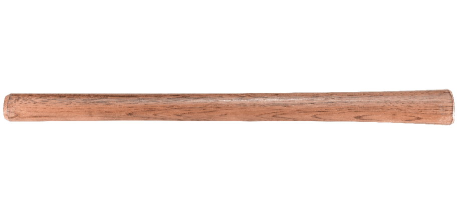 WOODS T-HAWK REPLACEMENT TENNESSEE HICKORY WOOD HANDLE