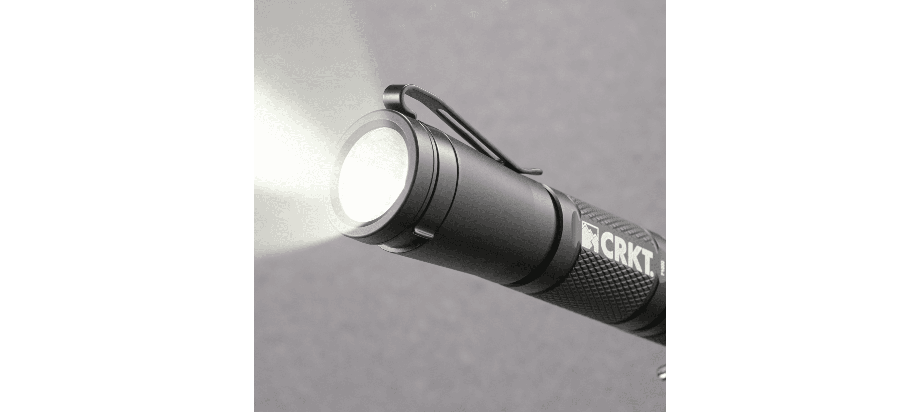 WILLIAMS PERSONAL DEFENSE FLASHLIGHT