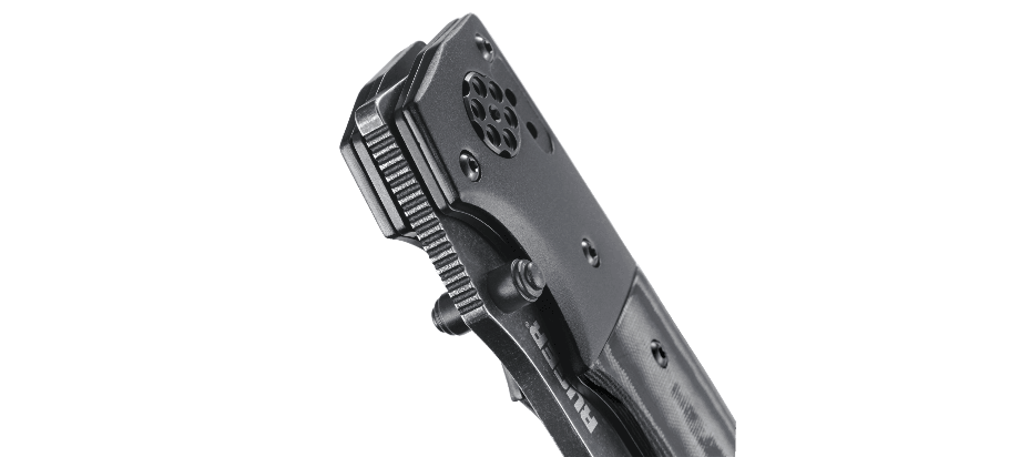 ALL-CYLINDERS™ WITH VEFF SERRATIONS™