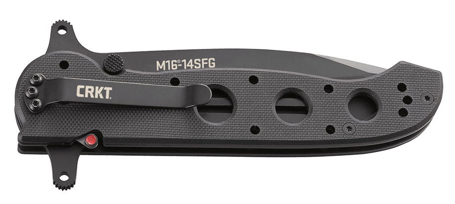 M16® - 14SFG SPECIAL FORCES TANTO LARGE WITH VEFF SERRATIONS™