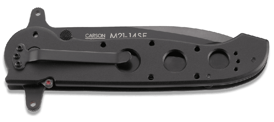 M21™ -14SF SPECIAL FORCES DROP POINT WITH TRIPLE POINT™ SERRATIONS